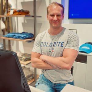 Bartłomiej Stąpor CEO Top Brand